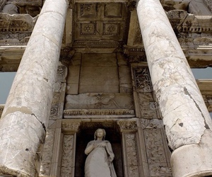 ancient, pillars, and rome image