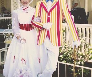 bert, disney, and Mary Poppins image