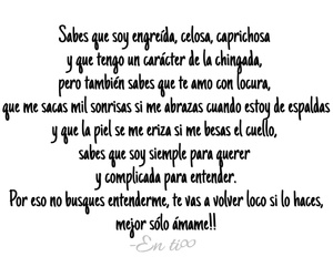 beautiful, caracter, and siempre image