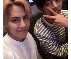 daehyun and suwoong image