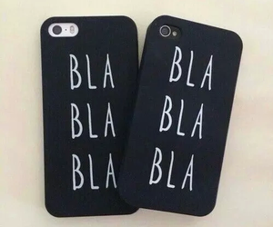 bla, case, and cellphone image