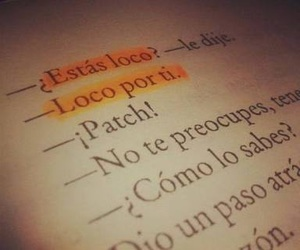 book, patch, and hush hush image