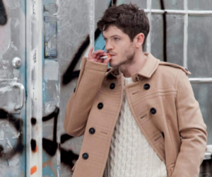 cigarette, manteau, and rue image