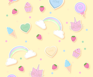 background, colorful, and pink image