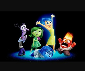 disgust, fear, and inside out image