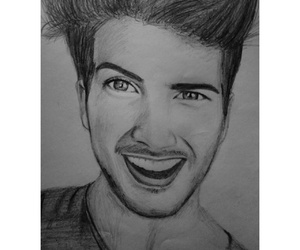 beauty, boy, and joey graceffa image
