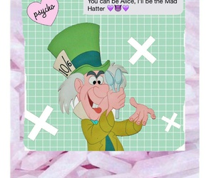 mad hatter and melanie martinez image