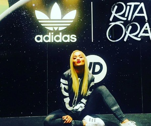 rita ora and adidas image