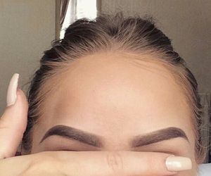 classy, eyebrow, and perfect image