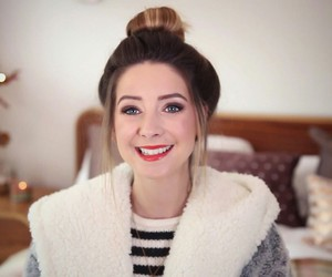youtube, zoella, and zoey sugg image
