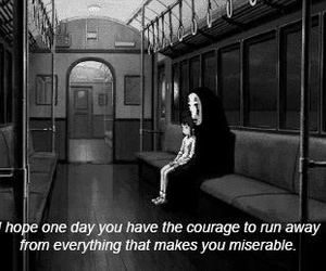 anime, quotes, and spirited away image