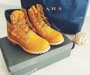 Zara, fashion, and timberland image