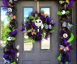 Halloween and jackskellington image