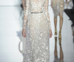 dress, Zuhair Murad, and Couture image