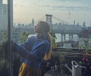 girl, gigi hadid, and city image
