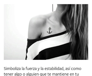 tatto, ancla, and significados image