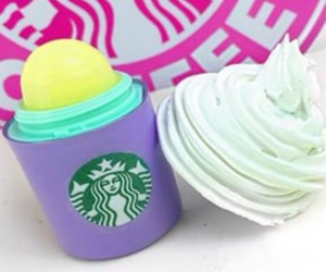 eos, starbucks, and diy image
