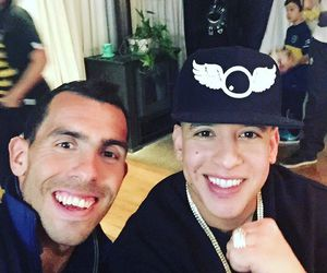 football and daddy yankee image