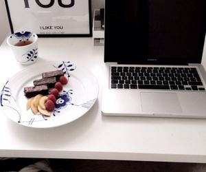 apple, breakfast, and food image