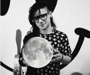 skrillex and sonny moore image