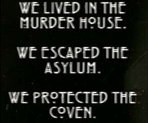 american, asylum, and coven image