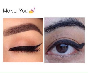 me, you, and eyes image