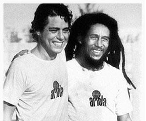 bob marley and chico buarque image