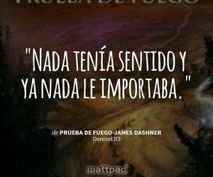 james dashner, frases, and quote image