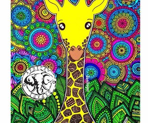 art, dani, and zentangle image