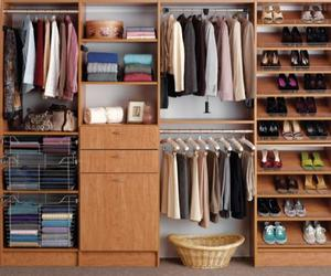 closet organizer, closet organizing systems, and closet organization ideas image