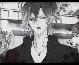 anime, vampire, and diabolik lovers image