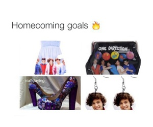 funny, goals, and homecoming image