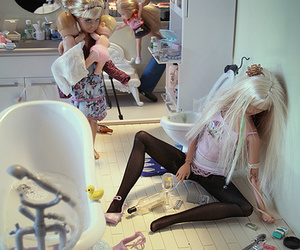 barbie and drugs image
