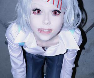 beautiful, cosplay, and tokyo ghoul image