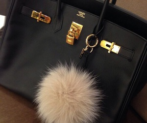 fashion, black, and bag image