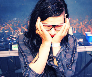 skrillex, music, and sonny moore image