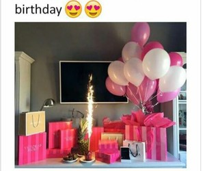 birthday, goals, and gift image
