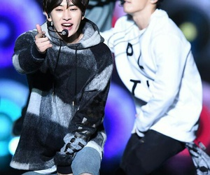 donghae, eunhyuk, and SJ image