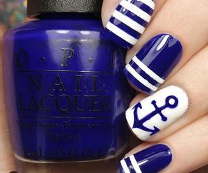 nails and esmalte image