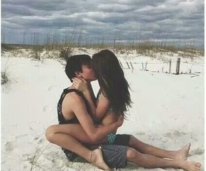 beautiful, cute couple, and Relationship image