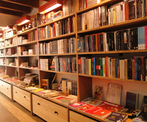books and shelf image
