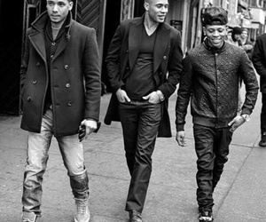 empire, jussie smollett, and andre lyon image