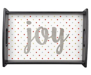 joy, serving tray, and faux silver image