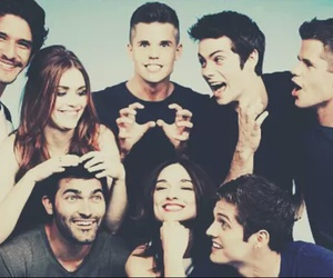 teen wolf, allison, and stiles image