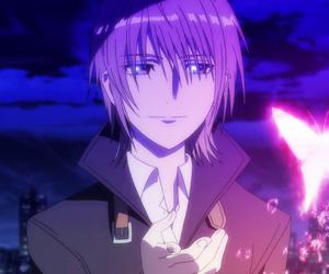 anime, boy, and K image