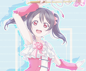 anime, love live, and anime girl image