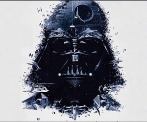 star wars, black, and dark image