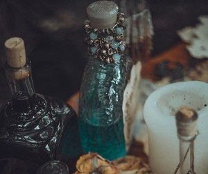 magic, witch, and potion image