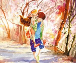 love, boy, and tuyetdinhsinhvat image