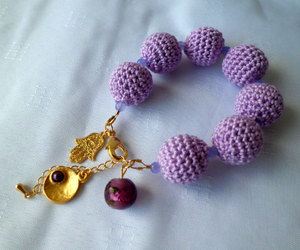 lavender, etsy jewelry, and coin charm image